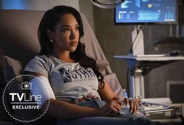 Flash Season 6 Episode 10