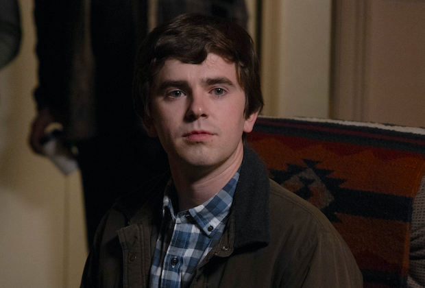 Freddie Highmore in 'The Good Doctor' 3x10