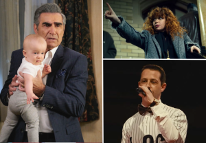 Funniest TV Moments Scenes 2019 Schitt's Creek Russian Doll Succession