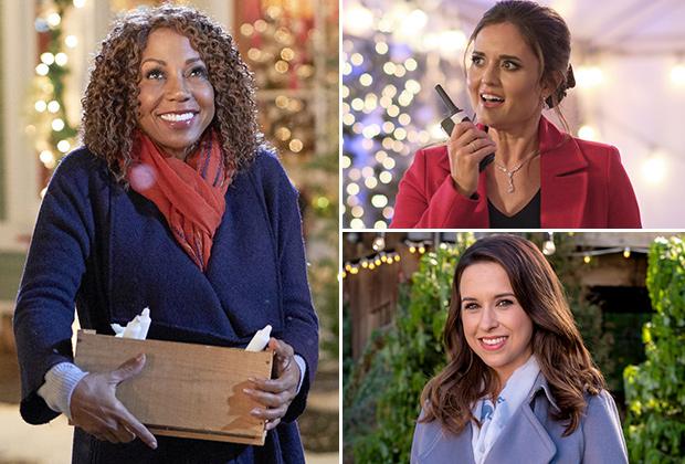 Hallmark Christmas Movie Actresses