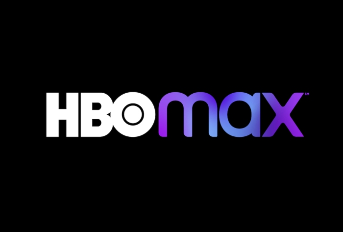 HBO Max Logo Black