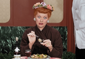 TV Ratings I Love Lucy