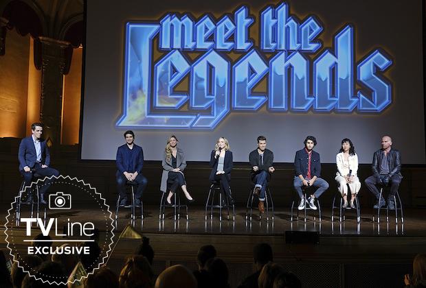 Legends Season 5 Premiere