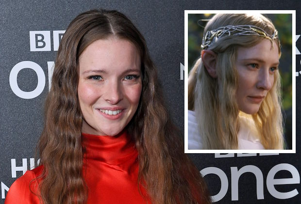 Lord of the Rings Amazon Galadriel Morfydd Clark