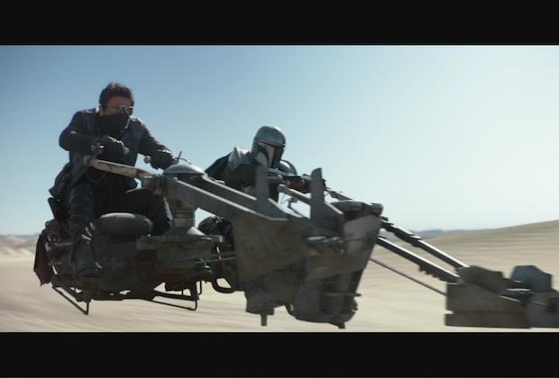 Mandalorian Recap Tatooine