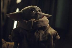 Mandalorian 1x06 Baby Yoda