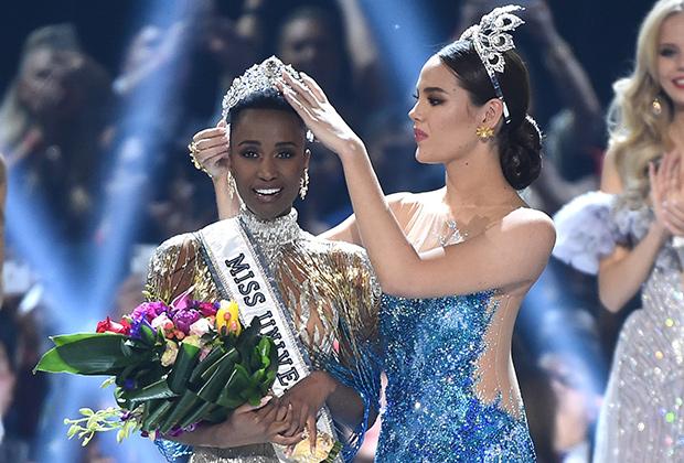 Miss Universe 2019 Winner