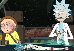 Rick And Morty Recap