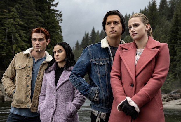 Riverdale Season 4 Episode 9 Archie Veronica Jughead Betty