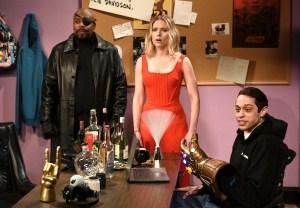 Scarlett Johansson 'SNL' monologue
