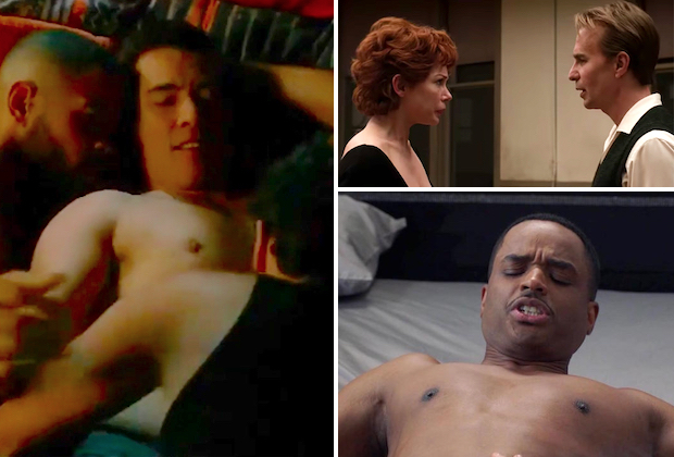 Sexiest Scenes on TV - 2019