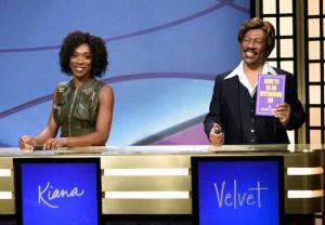 SNL - Eddie Murphy as Velvet Jones