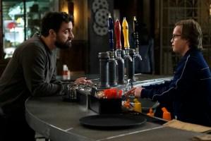 Stumptown 1x09 - Grey and Ansel