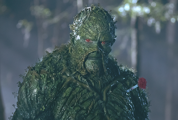 Swamp Thing Cancelled DC Universe