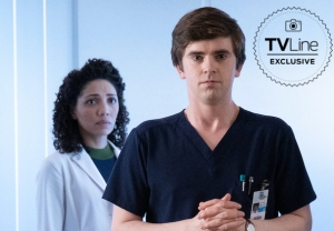 The Good Doctor 3x11 - Shaun and Carly