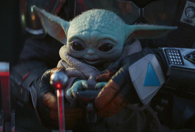 Baby Yoda Best Moments