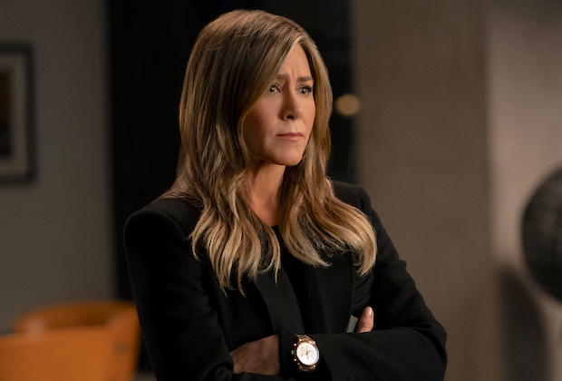 Jennifer Aniston in 'The Morning Show'