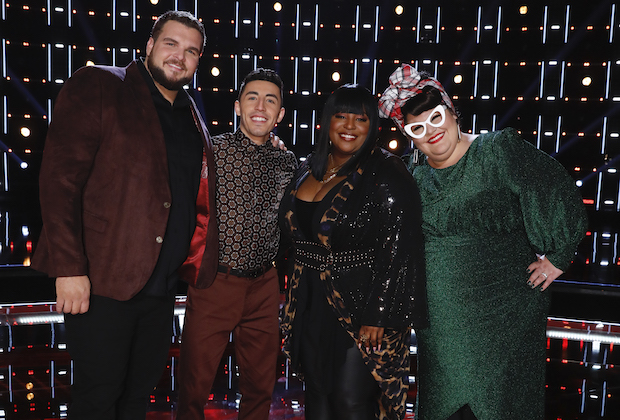 The Voice Season 17 Winner Predictions Katie Kadan Jake Hoot