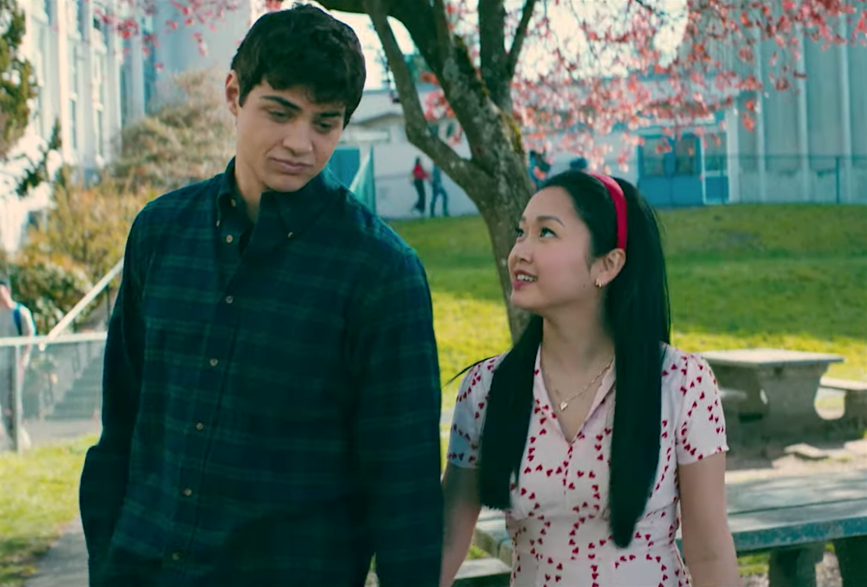 To All The Boy I Loved Before Stream