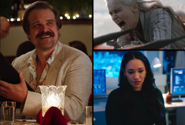 TV Characters Worst Year 2019