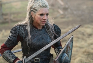 Vikings Lagertha Dies