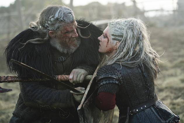 Vikings Lagertha Dies