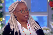 New View Drama as Whoopi Goldberg Orders Meghan McCain to 'Please Stop Talking' Amid Impeachment Debate