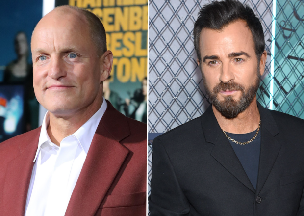 Woody Harrelson Justin Theroux HBO Watergate