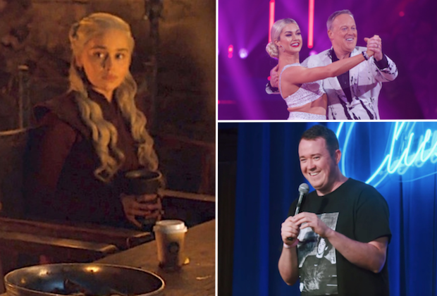 Worst TV Mistakes 2019 Game of Thrones DWTS SNL