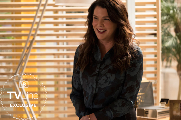 Lauren Graham Zoey's Extraordinary Playlist