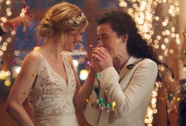 Hallmark Channel Reverses Decision To Remove Same Sex Wedding Ads Tvline
