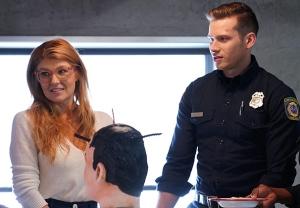 911 Connie Britton Returning