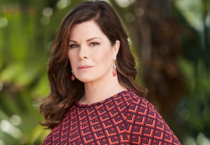 A Million Little Things Marcia Gay Harden Cast Season 2 Garys Mom