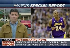 Matt Gutman - Kobe Bryant ABC News Report