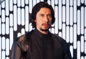 Adam Driver as Kylo Ren — 'SNL' sketch