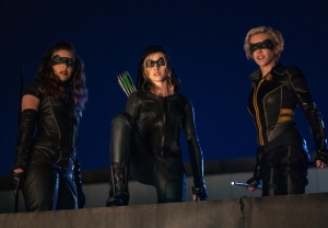 Arrow Spinoff Ratings