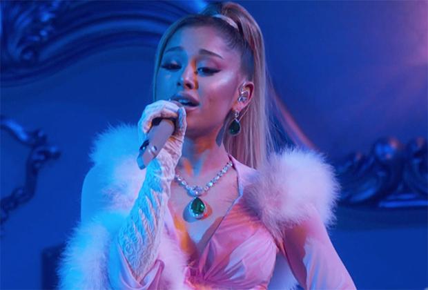 Ariana Grande Grammys Video