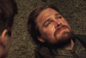 Arrow Oliver Dies