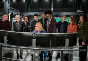Ratings Arrow Series Finale
