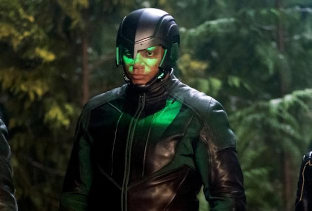 Arrow Green Lantern Finale