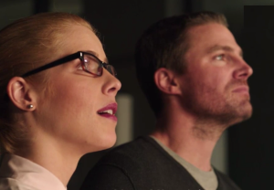 Arrow Series Finale Oliver Felicity