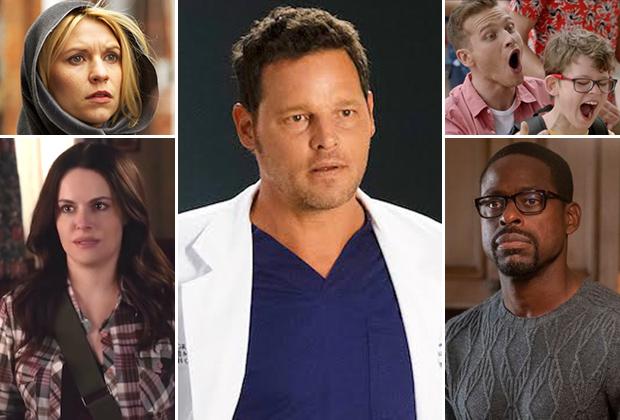 Grey's Anatomy Season 16 Alex