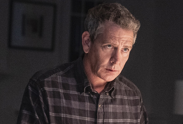 Ben Mendelsohn The Outsider
