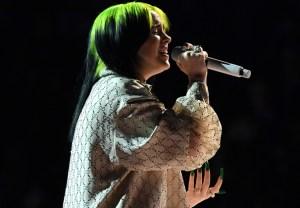 Billie Eilish Grammys Video
