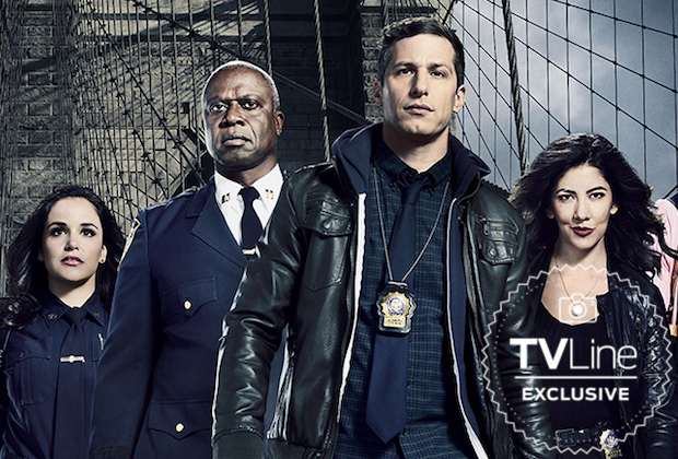'Brooklyn Nine-Nine' Season 7 Poster