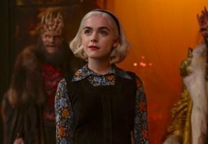 Chilling Adventures of Sabrina Trailer Part 3 Netflix