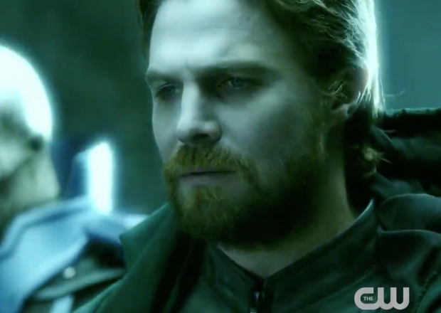 Crisis on Infinite Earths Arrow Oliver