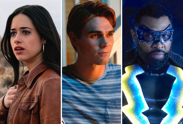 The CW Renewed Shows 2020