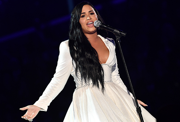 Watch Demi Lovato S Performance At The Grammys 2020 Video Tvline