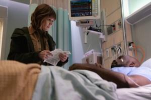 Evil SEason 1 EPisode 11 David Hospital Robert Michelle King Interview